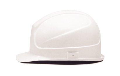 Uvex Thermo Boss Schutzhelm - Wärmeresistenter Arbeitshelm für die Baustelle - Weiß Weiß