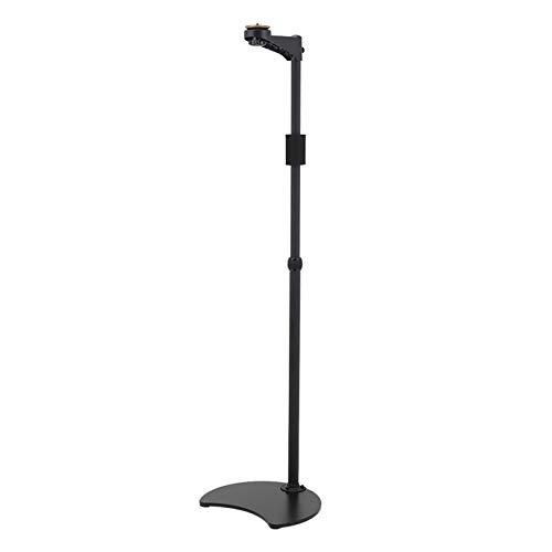 Projector Mount Universal Floor Stand Adjustable Height and Angle Floor Stand for Projectors, Projector Stand for Stage or Studio, Projector Stand with Stable Base Projector Mount Bracket
