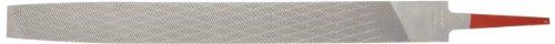 Simonds Flat Hand File, American Pattern, Chip Breaking, Rectangular, Coarse, 14