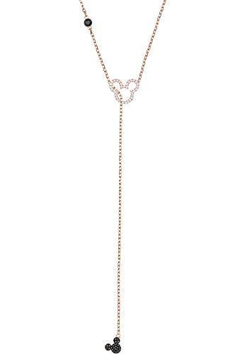 Swarovski Mujer Acero Inoxidable Collar en Forma Y 5429084