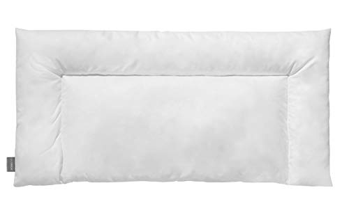 Traumnacht Komfort Bauchschläferkissen, 40 x 80 cm, weiß