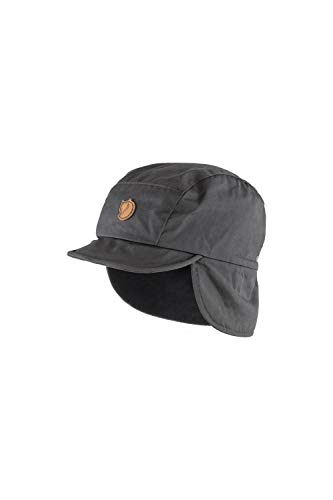 FJALLRAVEN Singi Field Cap Baskenmütze, grau, S