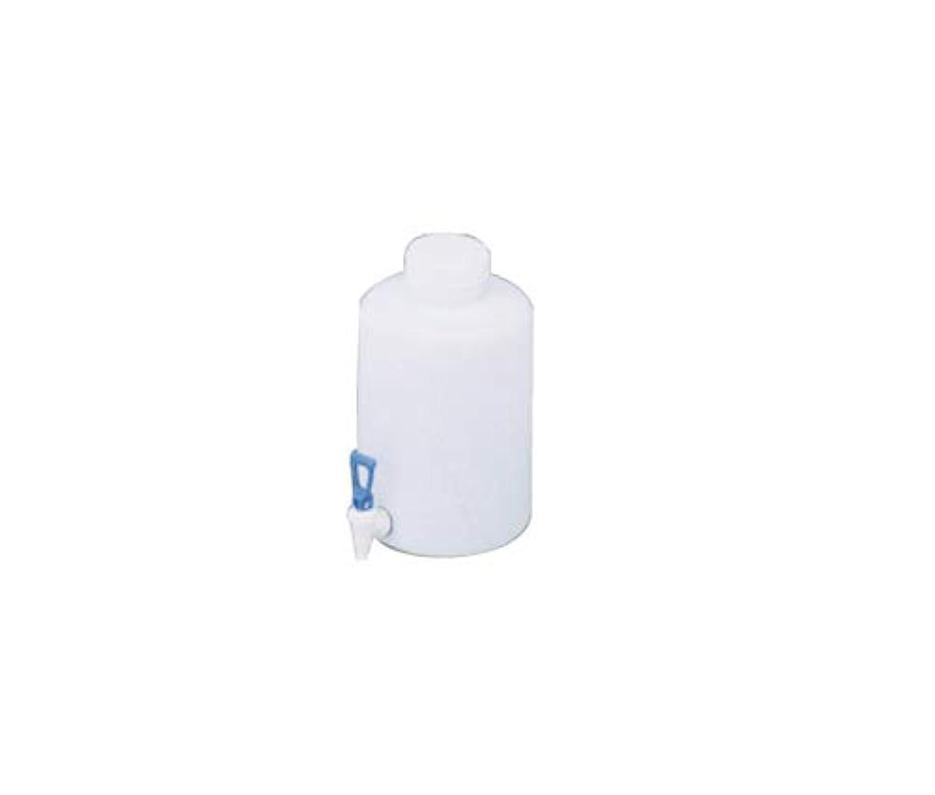 発生器支給ひいきにするニッコー イージーコック付瓶 広口丸型20L EC-STD-W-20L