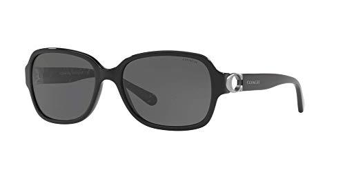 Gafas de Sol Coach HC 8241 BLACK/GREY mujer