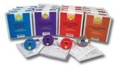 Marcom–playera PELIGRO comunicación en instalaciones sanitarias Kit de entrenamiento de DVD