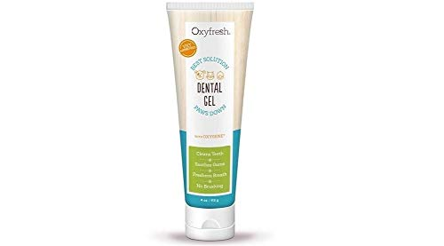 Oxyfresh Pet Toothpaste For Dogs & Cats–...