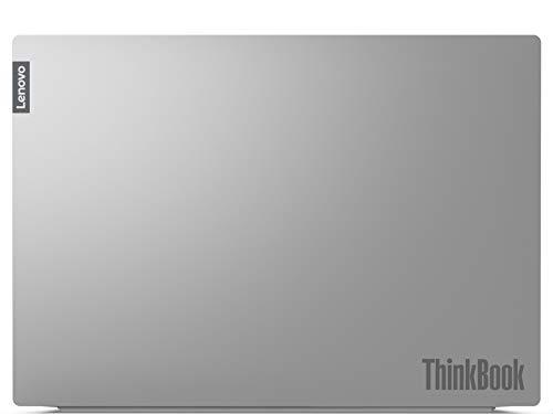 Lenovo ThinkBook 14 Intel Core i7 10th Gen 14-inch Full HD Thin and Light Laptop (8GB RAM/ 512GB SSD/ Windows 10 Professional/ Mineral Gray/ 1.49 kg), 20RV00AXIH