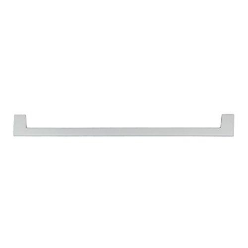 Electrolux AEG 223106608 2231066081 ORIGINAL Glasplattenleiste Glasplattenhalterung Glasplattenbefestigung Halteleiste Glasplatte vorne Kühlschrank Kühlgerät Kühlmöbel auch Zanker Zanussi Juno Zoppas