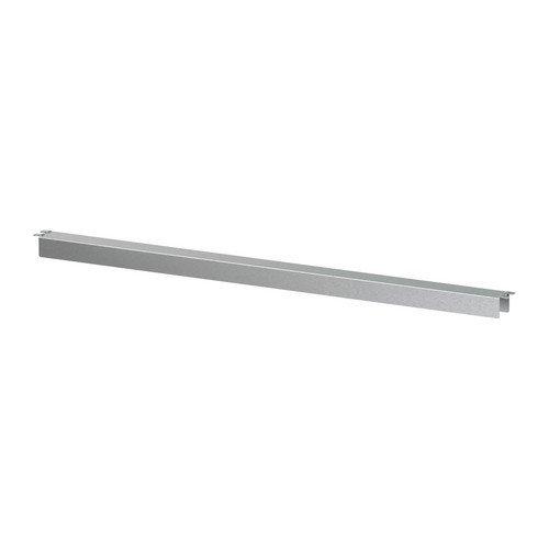 IKEA NYTTIG Verbindungsleiste für Kochfelder aus Stahl; (48,5cm)