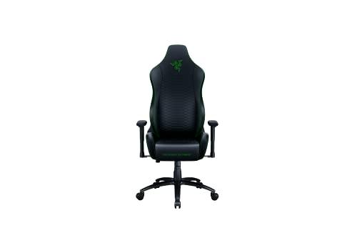Razer Iskur X - Silla ergonómica para juegos (Silla de escritorio / silla de...