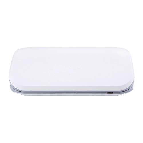 XLH UV-sterilisator, smartphone-sanitizer, met USB-lader voor de meeste mobiele telefoons, bluetooth-koptelefoon, tandenborstel