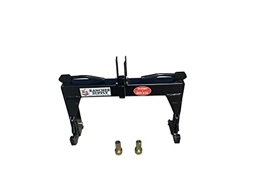 Category 1 Standard Quick Hitch