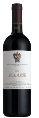 Photo of Villa Martis, Nebbiolo Barbera, MARCHESI DI GRESY, Piemonte, Italy 750ml (case of 6) RED WINE