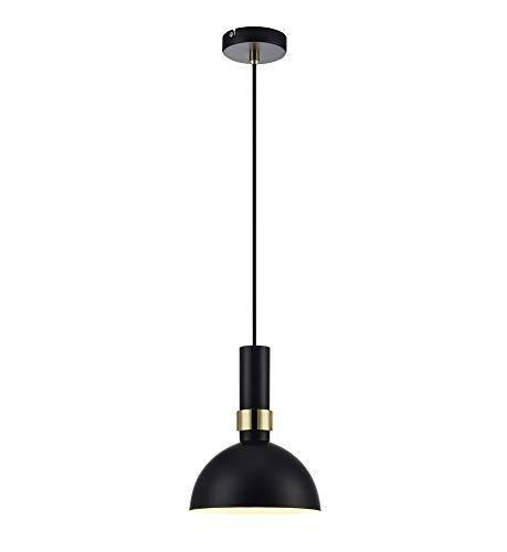 MARKSLOJD 106974 Luminaire, Metal, 60 W, Black