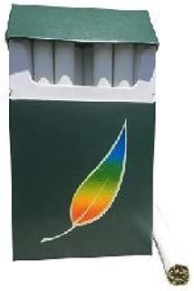 American Billy - Menthol Green Tea Herbal Cigarettes, 4 Pack Sampler - Non Tobacco, Non Nicotine Cigarette Alternatives (All Menthol Flavor)