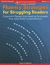 Fluency Strategies for Struggling Readers (Paperback, 2006)