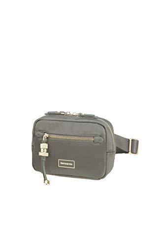 Samsonite Karissa, Waist Bag, 21 cm, Green (Gunmetal Green)