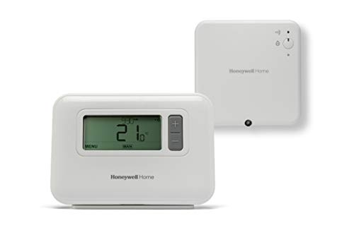 Honeywell Home Y3C710RFEU Thermostat programmable sur 7 Jours sans Fil T3R, Blanc