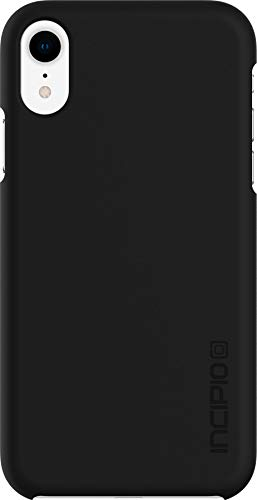 Incipio Feather IPH-1753-BLK Protective Case for Apple iPhone XR - Black