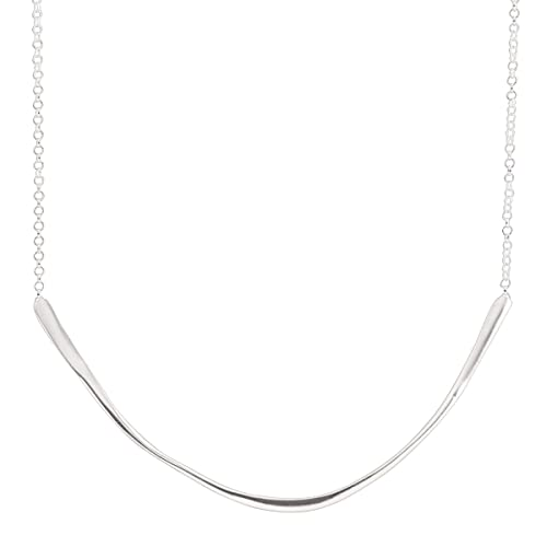 Silpada 'Expressions' Necklace in Sterling Silver, 18' + 2'