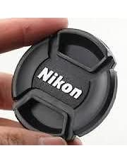 52 mm Safety Lens Filter Cap for Nikon -Camera Accessory