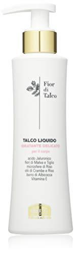 Helan - FIOR DI TALCO Talco Líquido Hidratante Delicado 200 mL