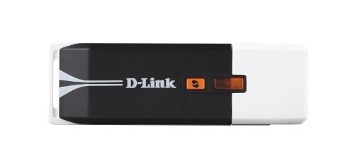 D-Link DWA-140 RangeBooster Draft 802.11n Wireless USB Adapter
