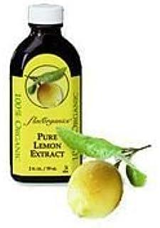 Flavorganics Organic Lemon Extract - 2 Oz