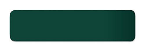 Anhänger Planen Reparatur Pflaster | in vielen Farben erhältlich | 40cm x 10cm | SELBSTKLEBEND | Speed Repair | RAL 6005 moosgrün