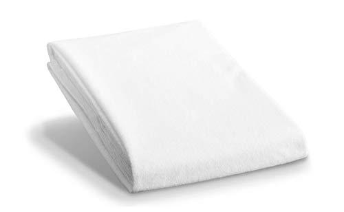 Blancos Rebeca Protector de Colchón de Toalla Impermeable Queen Size
