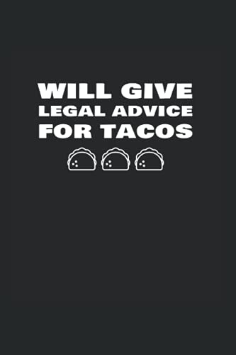 Compare Textbook Prices for Will Give Legal Advice For Tacos: Monthly Planner For Lawyers And Judges  ISBN 9798740679082 by Orfield, Elwood