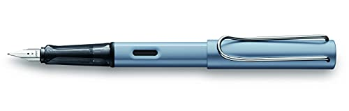 Lamy AL-Star Fountain Pen, Fine, Azure
