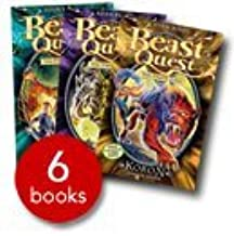 Beast Quest Series 8 - The Book People