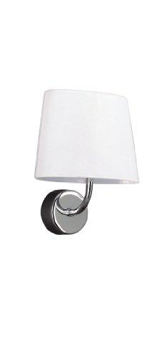 Massive Applique Aqua Lampe (intérieur courant alternatif halogène G9 Chrome verre métal)