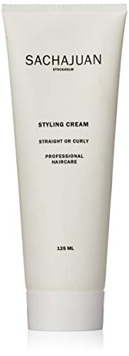SachaJuan Styling Cream - Straight or Curly - 125 ml