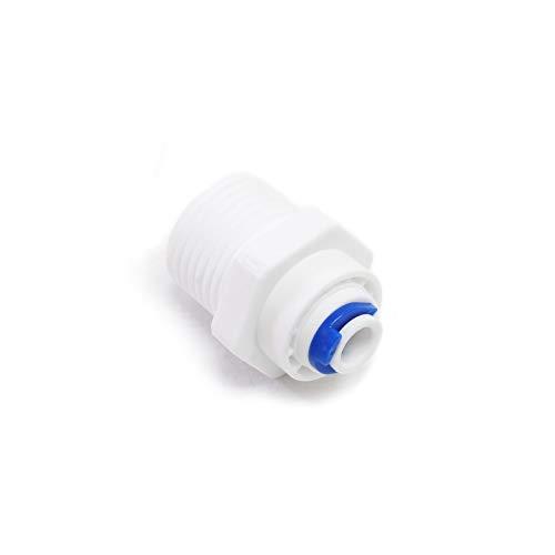 Naturewater Jaco-Adapter 6,5mm & 20mm AG, Schlauchverbinder für Wasserfilter & Osmose