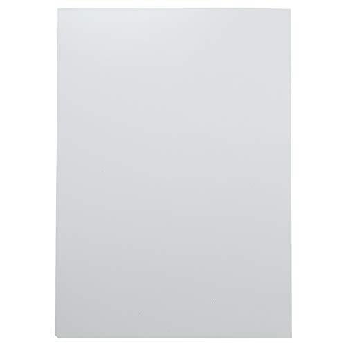 Nobo Ersatzfolien für Plakatständer und Kundenstopper (DIN A1 aus PVC) 2 Stück