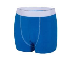 Inkontinenz-Shorts Jungen (9-10 Jahre), Inkontinenzhose mit Saugeinlage, dunkelblau, waschbar, ActivePro Boys