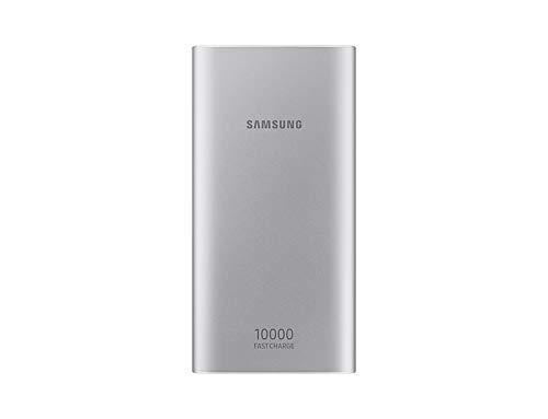 SAMSUNG EB-P1100B Batteria Portatile Argento Polimeri di Litio (LiPo) 10000 mAh