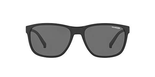 Arnette 0AN4257 Gafas de sol, Matte Black, 57 para Hombre