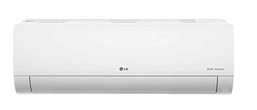 LG 2 Ton 3 Star Inverter Split AC (Copper, 2019 Model, KS-Q24ENXA, White)