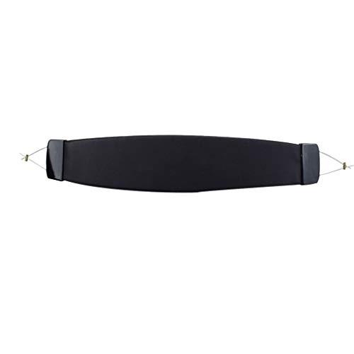 JUNESUN Headset Headband Cushion Pads Stoßstangenabdeckung Ersatz für Steelseries Siberia V1 V2 V3 Kopfhörer
