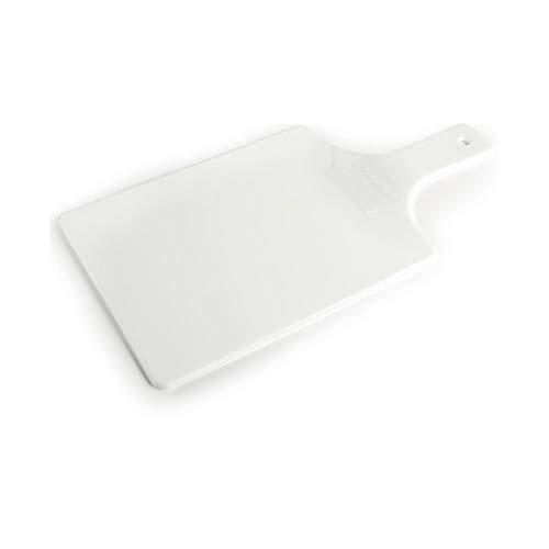 Tábua De Corte Cabo Pequeno Plasútil Branco