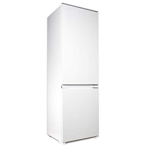 Einbau-Kühlschrank (A++ Kühl-/Gefrierkombination, Umweltfreundlich,177cm/178cm Höhe, 229 l, Automatikmodus, Türanschlag wechselbar) KG7702 - KKT KOLBE
