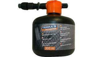 Recharge 300ml Gel Auto-Reparant pour pneu - Terra-S ADNAuto