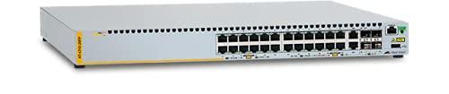 Allied Telesis AT-x310-26FP-50 Gigabit Ethernet (10/100/1000) Gris 1U Energía sobre Ethernet (PoE)...