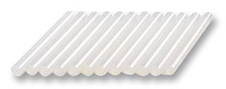 Dremel GG11 Mehrzweck-Heißklebestifte (Zubehörsatz für Dremel 940 Heißklebepistole mit 12 Heißklebestiften (11 mm, hohe Temperatur) zum Kleben von Holz, Kunststoff, Keramik, Karton, Stoffe. etc.)
