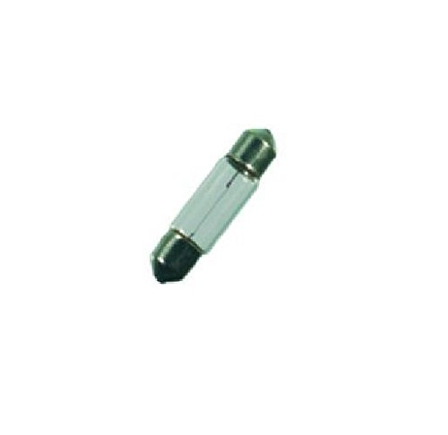 S+H Soffittenlampe 8x31mm Sockel S7 15 Volt 1,2 Watt
