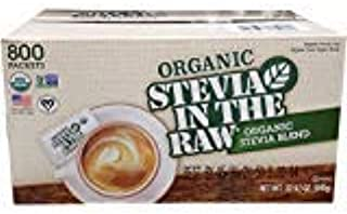 Organic Stevia In The Raw, 22.57 OuncE - PACK OF 4