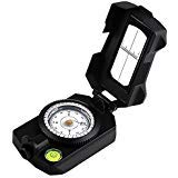 Eyeskey Multifunctional Military Metal Sighting Navigation Compass